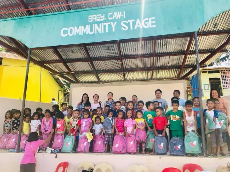 Ellcad Back to School Outreach Program